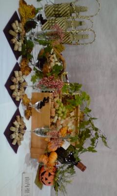 文化祭のお花