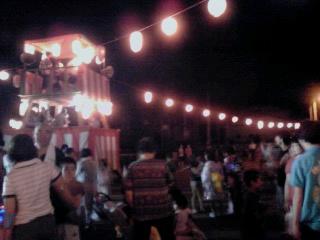 和泉田盆踊り大会