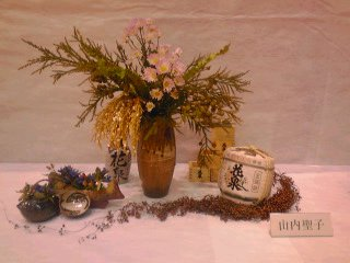 お花@文化祭