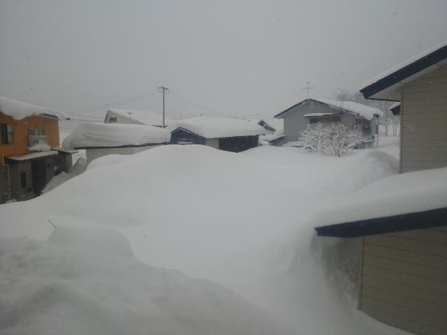豪雪対策本部?