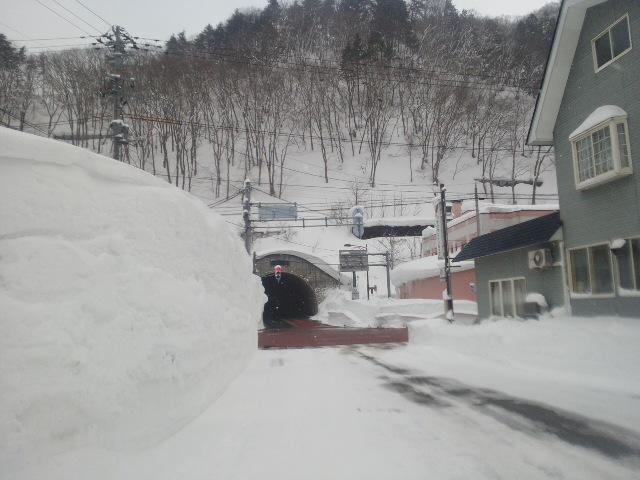 豪雪対策本部