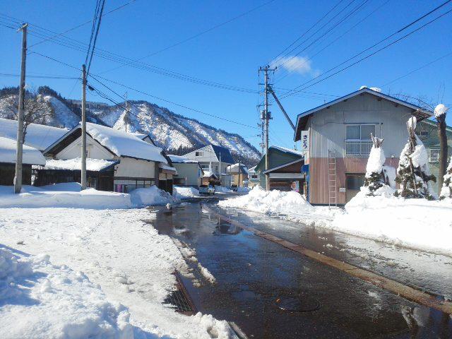 南郷ブルー&屋根落雪